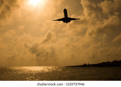 Pantelleria, Italy - September 21 2019: the island can be reached by sea or by air
