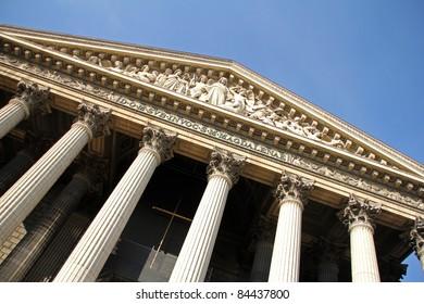 Pantheon in Paris, Latin quarter