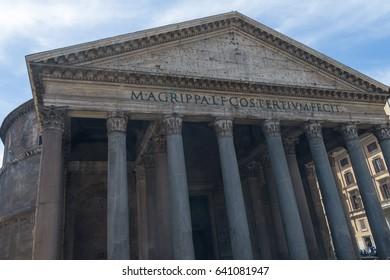 Pantheon, Roma, Italy