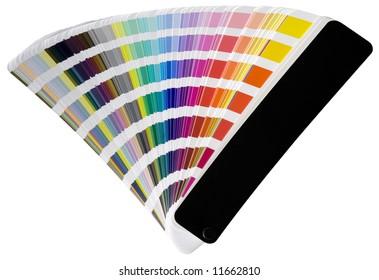 Pantone color scheme