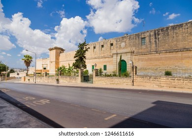 Paola, Malta. Main prison (Kordin Correctional Facility)