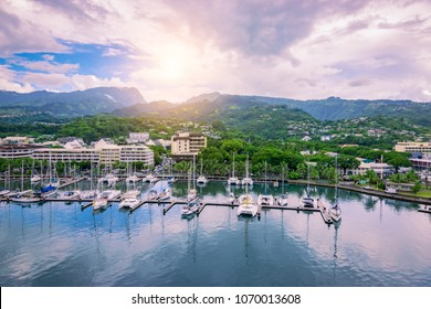 Papeete, Tahiti, French Polynesia