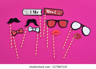 paper accessories for birthday, parties and holidays