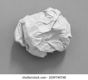 Paper ball background