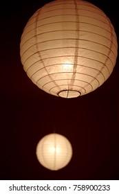 paper balloon lanterns