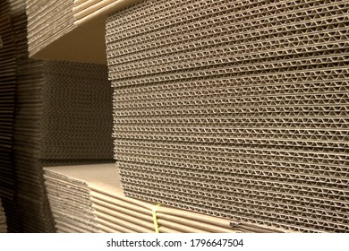 Paper box, cardboard stack, cardboard boxes paper work