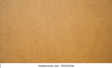Paper box or packing paper texture, Brown smooth use for background, Close up