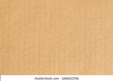 Paper box sheet abstract texture background, Brown cardboard box for design