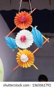 Paper Craft Work