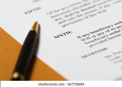 Paper Document.