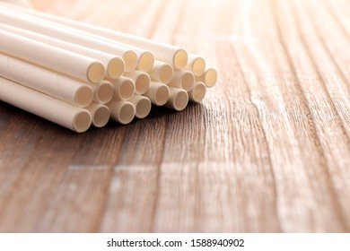 Paper drinking straws, environmental-friendly straws