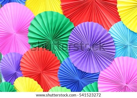 Paper Flower Handmade Crafts Art Design Stock Photo Edit Now