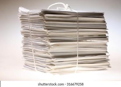 Paper, garbage