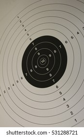 Paper made target