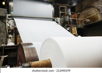 Paper mill Machine