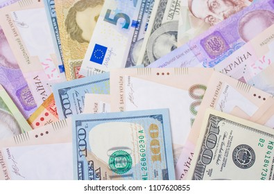 paper money of the countries of the world