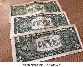 Imágenes, fotos de stock y vectores sobre One Dollar