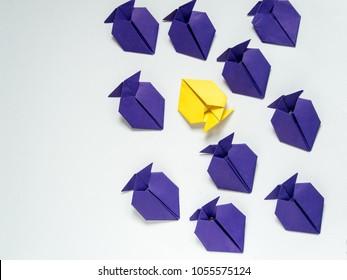 Origami Fish Instructions (teacher made) | 280x347