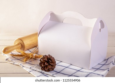 Paper packaging for Bakery