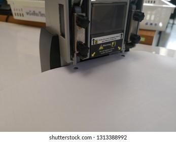 Paper Punching Machine for Book Binding