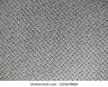 Paper rough surface - warp and weft thread weaving pattern