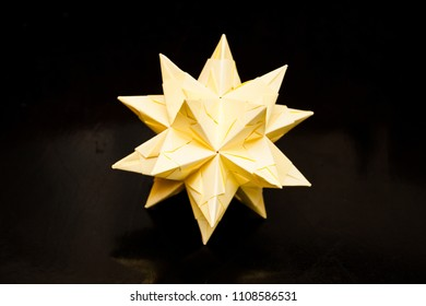 25 More Incredible Looking Origami Kusudamas | 280x390