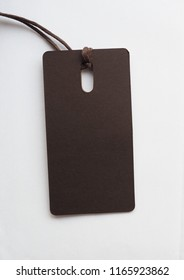 paper tag label for price or product description
