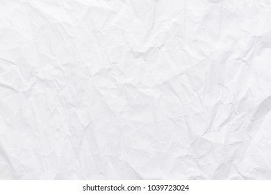 Paper texture background, Crumpled paper.