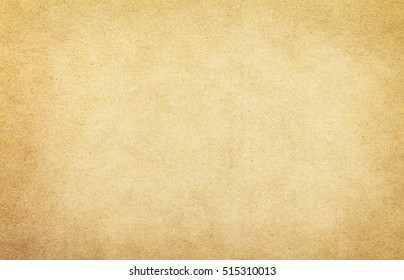 Paper Texture Light Rough Textured Spotted Blank Copy Space Background In Beige Yellow Brown