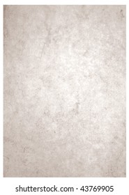 paper texture over white background