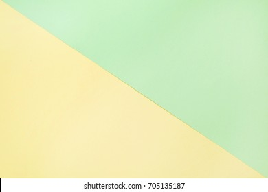 Paper of two colors. Background.