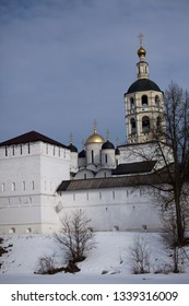 Paphnutiev-Borovsky monastery old church