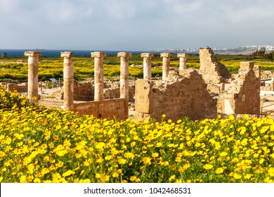 Paphos Archeological Park, Cyprus