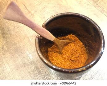 Paprika chili powder