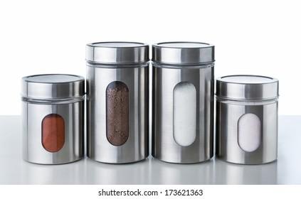 Paprika cocoa sugar salt