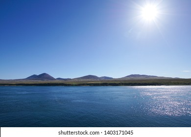 The Paps of Jura seen from Islay