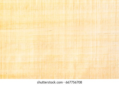Papyrus paper, abstract texture background. Papyrus was used in an ancient Egypt either painted the hieroglyphs or inscribed them with a reed pen on rolls of papyrus, the antecedent of our paper.