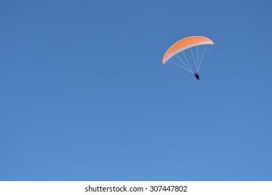 para glider on sky