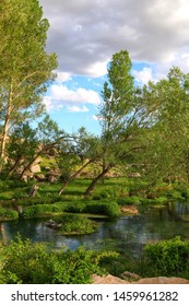 Paradise Garden Green Water  Anatolia