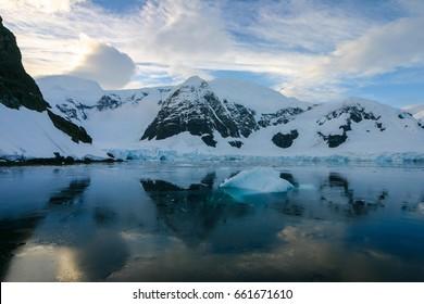 Paradise Harbor - Most beautiful bay in Antarctica