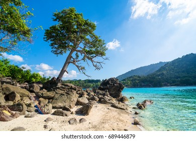 Paradise in Sumatra, Indonesia. Pulau Weh