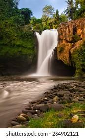 Paradise at Tegenungan Waterfalls