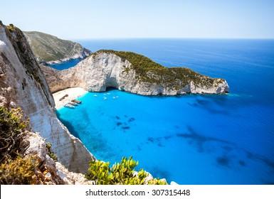 Paradise vacation destination