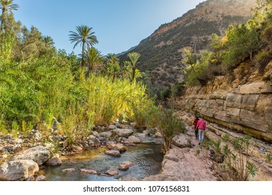 Paradise valley near Agadir