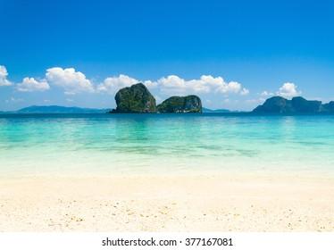 Paradise Wallpaper Remote Resort