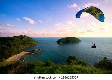 Paraglide Fly Phuket