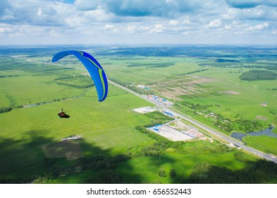 Xc Paragliding Images, Stock Photos & Vectors | Shutterstock