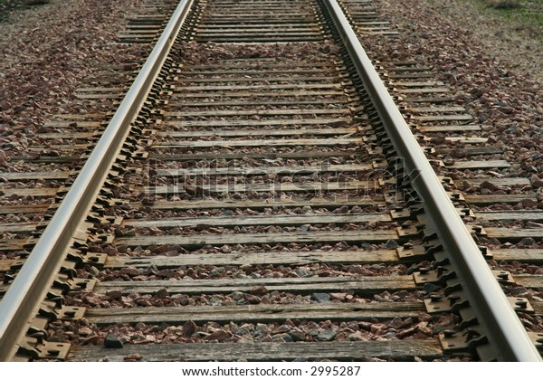 Parallel Lines from the Train Tracks