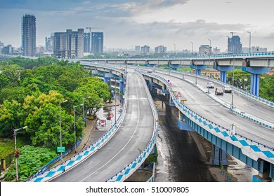Parama Island flyover, popularly known as Ma or Maa flyover is a 4.5 kilometer long flyover in Kolkata. It is built as a traffic corridor from Alipore to Eastern Metropolitan Bypass,West Bengal,India.