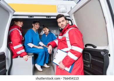 NITA: Paramedic uniform